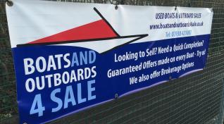 Boat for sale Plymouth boat dealer marine trade fishing www.BoatsandOutboards4Sale.co.uk