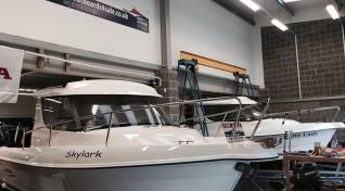 BoatsandOutboards4Sale new indoor workshop at Yacht Haven Quay